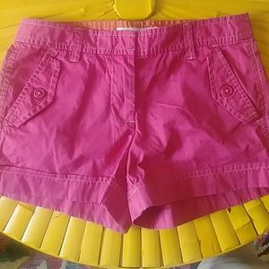 J. Crew shorts with personality